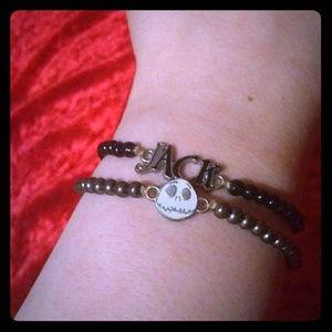 Jewelry - Nightmare Before Christmas Bracelet Set